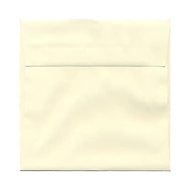 JAM Paper® 6 x 6 Square Envelopes, Cream Mohawk Opaque, 25/pack (MOOP512)