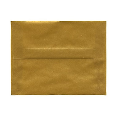 JAM Paper® Booklet Recycled Envelopes with Gum Closures 5-1/2