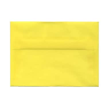JAM Paper® Brite Hue Recycled Invitation Envelopes with Gum Closures 4-3/8