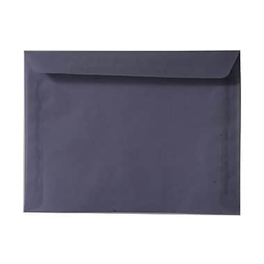 JAM Paper® 9in. x 12in. Translucent Vellum Booklet Envelopes, Wisteria Purple, 25/Pack