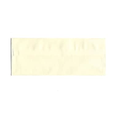 JAM Paper® Booklet Strathmore Linen Envelopes with Gum Closure, 4-1/8