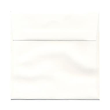 JAM Paper® 6 x 6 Square Envelopes, Strathmore Bright White Wove, 1000/carton (900958831B)