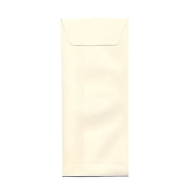 JAM Paper® #12 Policy Envelopes, 4.75 x 11, Strathmore Natural White Wove, 1000/Pack (900894427B)