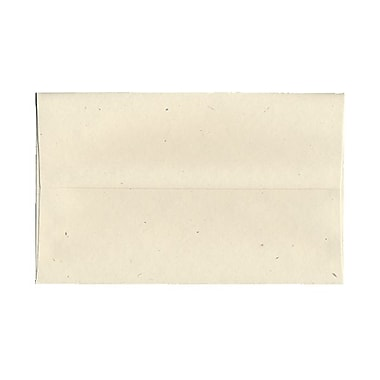 JAM Paper® A10 Invitation Envelopes, 6 x 9.5, Husk Brown Recycled, 100/Pack (3222g)