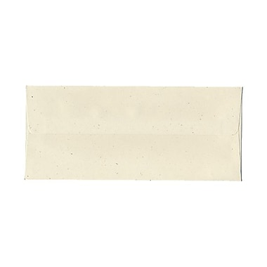 JAM Paper® Booklet Recycled Envelopes with Gum Closure, 4-1/8