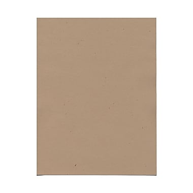JAM Paper® 8 1/2in. x 11in. Recycled 28 lbs Envelopes Paper, Fossil Genesis, 500/Pack