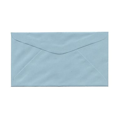 JAM Paper® #6.75 Commercial Envelopes, 3.63 x 6.5, Light Blue, 1000/Pack (557612641)