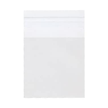 JAM Paper® Cello Sleeves Envelopes with Self Adhesive Closure, 3 1/4