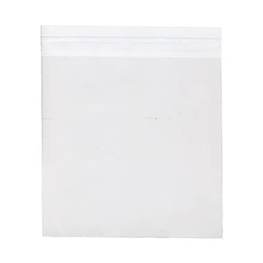 JAM Paper® Cello Sleeves Envelopes with Self Adhesive Closure, 9 1/4