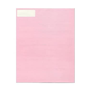 JAM Paper® 2 5/8in. x 1in. Mailing Address Labels, Baby Pink, 30/Page, 120/Pack