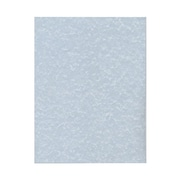 JAM Paper® 8 1/2 x 11 Parchment Recycled Paper, Blue, 500 Sheets/Pack