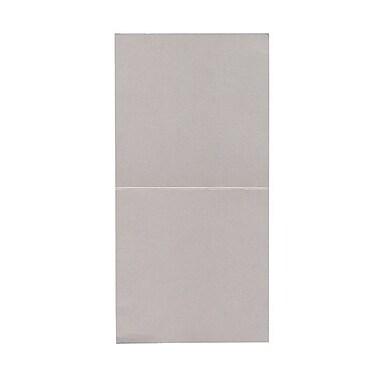 JAM Paper® Foldover Cards, 5.75 x 5.75 square, Curious Metallic Lustre, 50/pack (69312227)