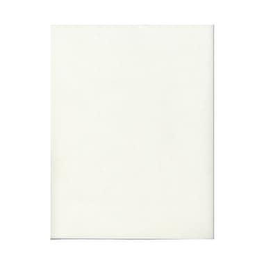 JAM Paper® 28 lbs. 8 1/2in. x 11in. Vellum Translucent Paper, Clear, 100 Sheets/Pack