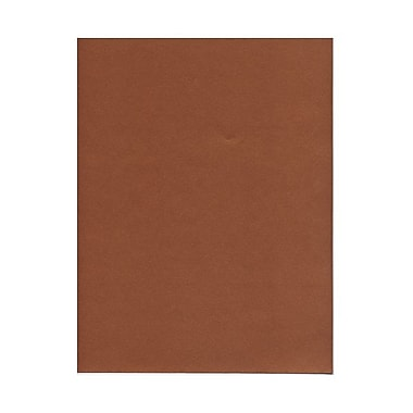 JAM Paper® 8 1/2in. x 11in. Metallic Stardream Paper, Copper, 100 Sheets/Pack