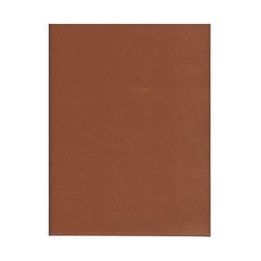 JAM Paper® 8 1/2in. x 11in. Metallic Stardream Paper, Copper, 100 Sheets/Pack