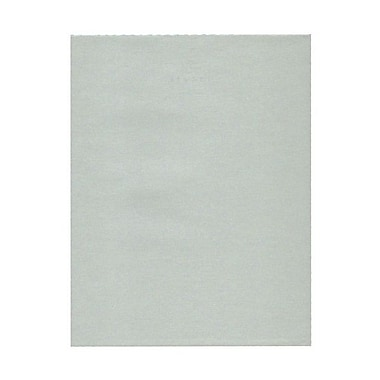 JAM Paper® 8 1/2in. x 11in. Metallic Stardream Paper, Pearl Juniper, 20 Sheets/Pack