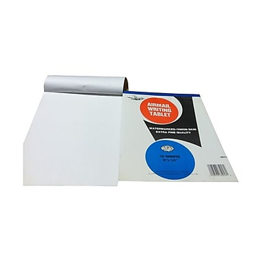 JAM Paper® Paper Pad, 8 x 10, Airmail Onion Skin, Sold Individually (3189815217)