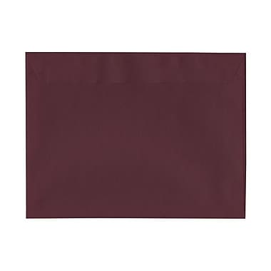 Jam® 1000/Pack 9 1/2in. x 12 5/8in. Booklet Linen Envelopes w/Gum Closure