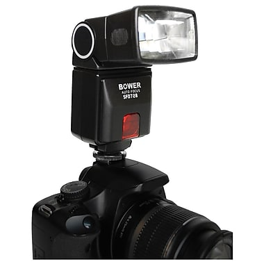 Bower® SFD728 Dedicated Autofocus i-TTL Flash for Nikon Digital Cameras