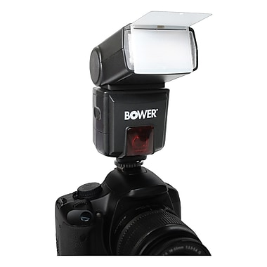 Bower® SFD926 Autofocus Dedicated i-TTL Power Zoom Flash for Nikon Digital Cameras