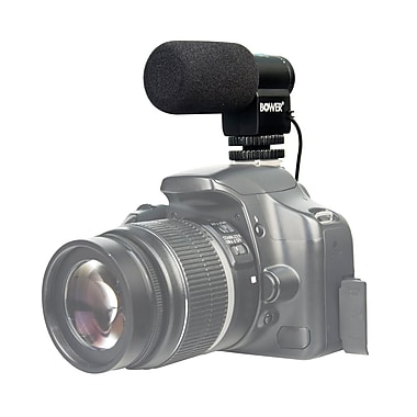 Bower® Electret Condenser Microphone