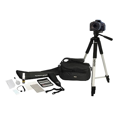 Bower® 12-IN-1 DSLR Camera Accessory Kit