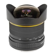 Bower® SLY358 Super-Wide 8mm f/3.5 Fisheye Lens for Nikon