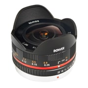 Bower® SLY75BM43 Ultra-Wide 7.5mm f/3.5 Fisheye Lens for Micro 4/3