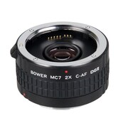Bower® SX7DG Digital Autofocus Multi-Coated 2x Teleconverter for Canon