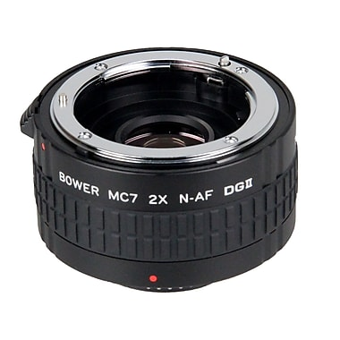 Bower® SX7DG Digital Autofocus Multi-Coated 2x Teleconverter for Nikon