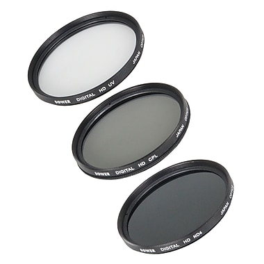 Bower® VFK77C 77mm 5-Piece Digital Filter Kit