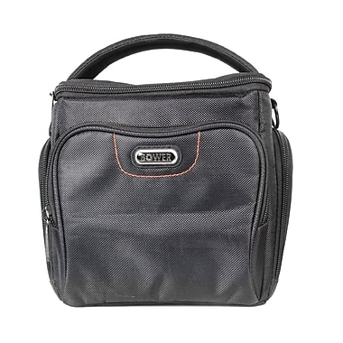 Bower® Dazzle Series Medium Camera/Video Bag, Black