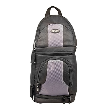 Bower® Digital Pro Series Sling SLR Backpack, Black
