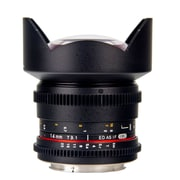 Bower® SLY14VD Ultra-Wide Angle 14mm T/3.1 Cine Lens for Nikon Video SLR