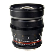 Bower® SLY24VD Wide-Angle 24mm T/1.5 Cine Lens for Nikon Video SLR