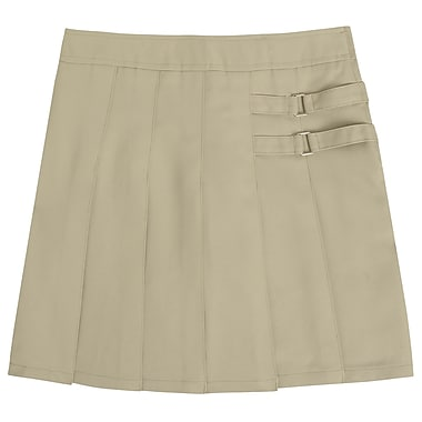 French Toast Girls Two Tab Scooter, Khaki, Size 4