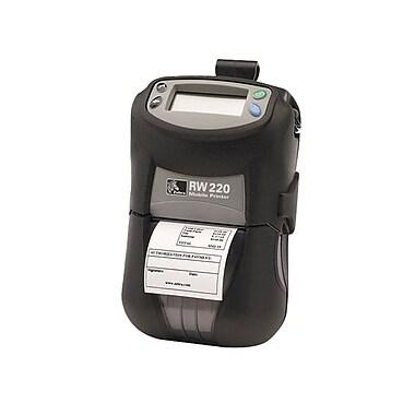 Zebra RW Series 203 dpi 3 in/s Direct Thermal Mobile Printer