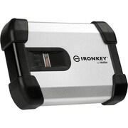 Imation Defender H200 320 GB Biometric External Hard Drive