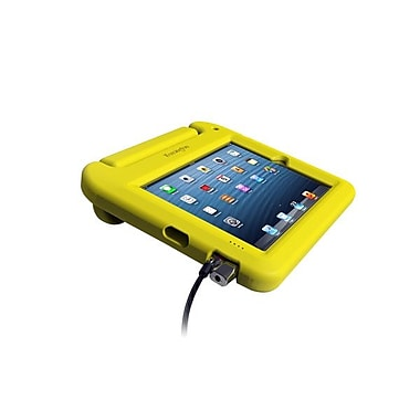 Kensington® SafeGrip™ Security Case With Lock For iPad, Sunshine Yellow