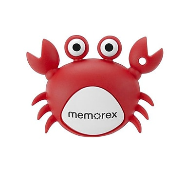 Imation Memorex™ 8GB USB 2.0 Crab Flash Drive