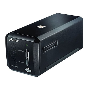 Plustek OpticFilm 8200i SE Film Scanner, 7200 dpi