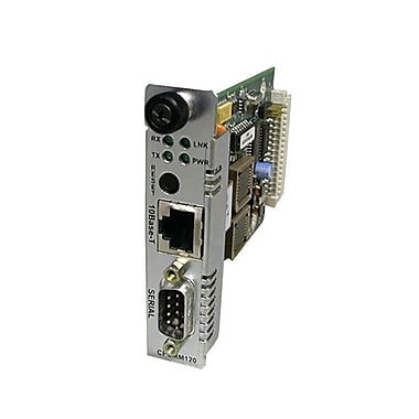 Transition Networks® Point System™ CPSMM-120 Chassis Management Module