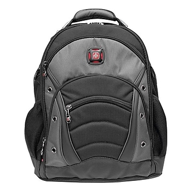 SwissGear GA-7305-14F00 Laptop Computer Backpack, Gray