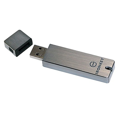 Imation IRONKEY™ 32GB USB 2.0 S250 Secured Flash Drive