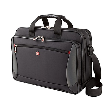 TRG Wenger® Swiss Gear 15.6in. Mainframe Case, Black