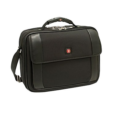 TRG Wenger® Swiss Gear 15in. Comet Case, Black