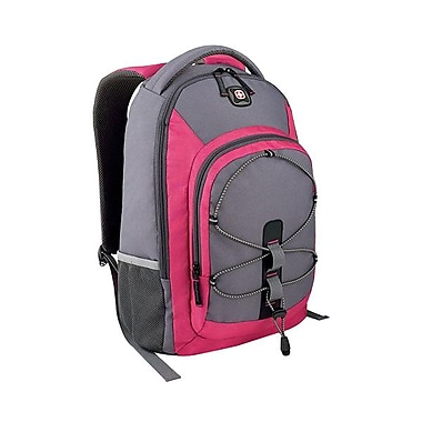 SwissGear GA-7366-20F00 Laptop Computer Backpack, Rose