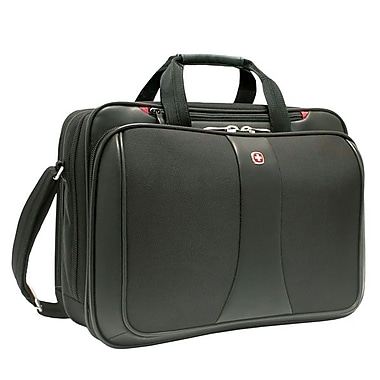 TRG Wenger® Swiss Gear 15.4in. Single Case, Black
