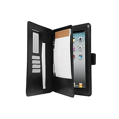 Targus® THD052US Florence Portfolio for iPad 3 & 4, Black