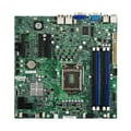 Supermicro X10 Series X10SLM+-F Intel® C224 Chipset Server Motherboard, H3 LGA-1150 Socket
